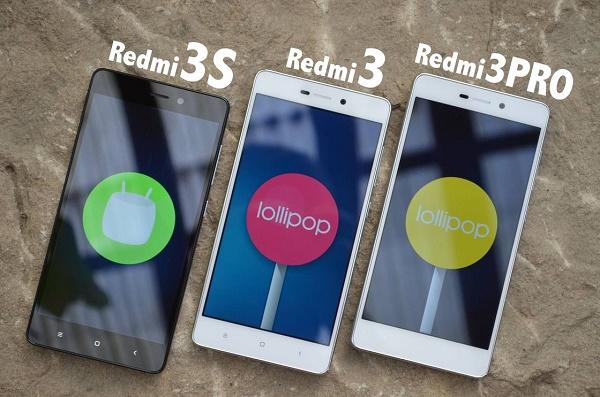 Три модели телефон