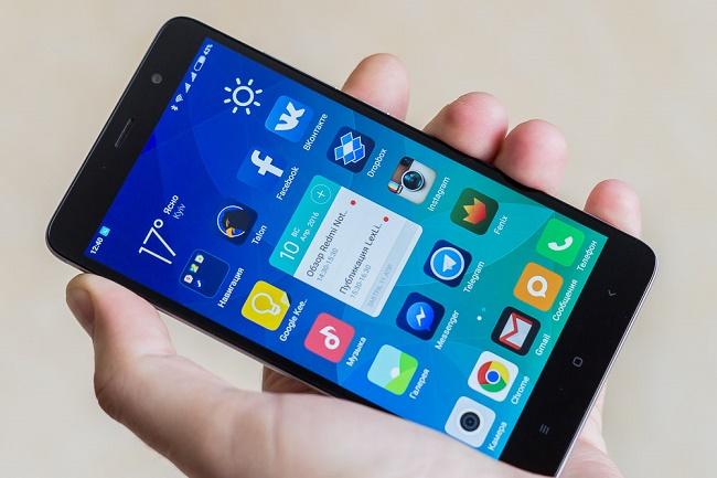 Xiaomi Redmi Note 3 экран