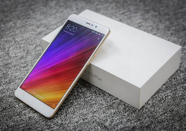 Xiaomi Mi 5 S экран