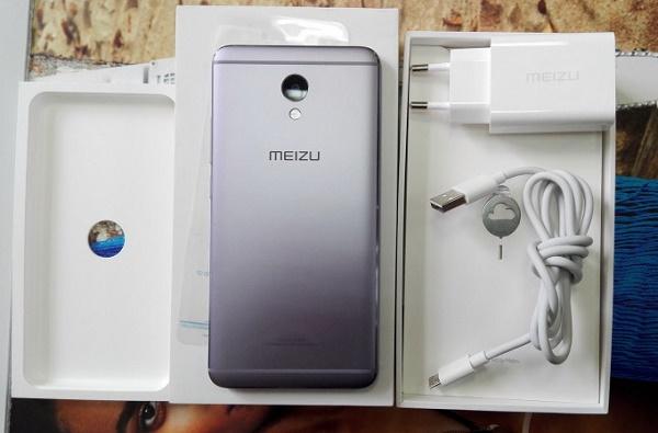 Комплектация Meizu M5 Note