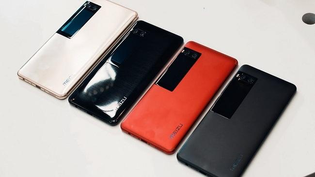 Смартфоны Мейзу