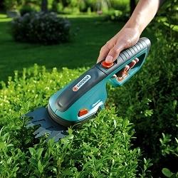Как выбрать аккумуляторные садовые ножницы?