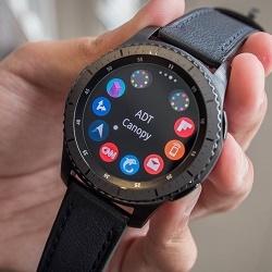 Стильные и умные Samsung Gear S3