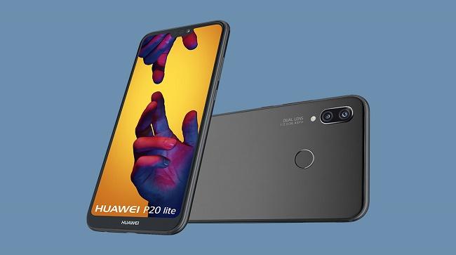 Huawei P20 Lite внешний вид