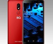Новый смартфон BQ Next Music