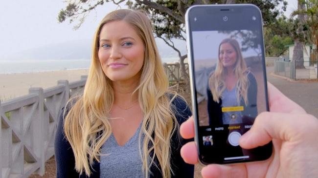 Камера на Iphone x