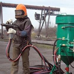 Виды оборудования для пескоструйных работ