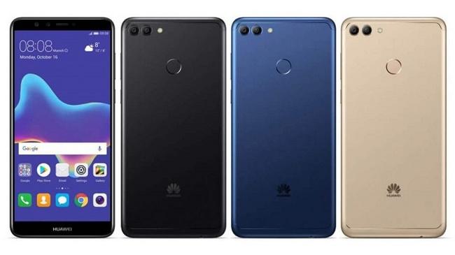 Доступные цвета смартфона