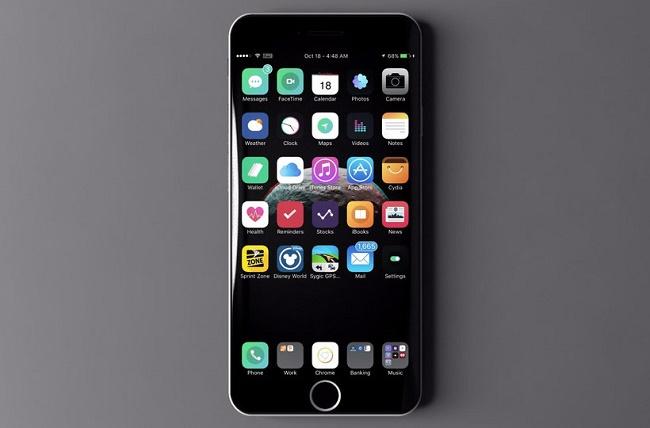 Айфону 7 экран