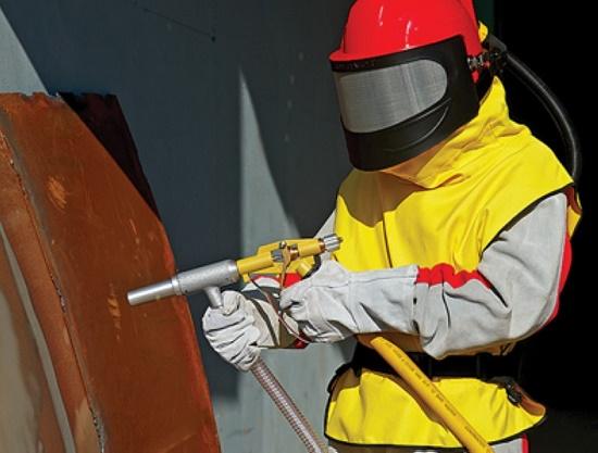 Защитная одежда оператора