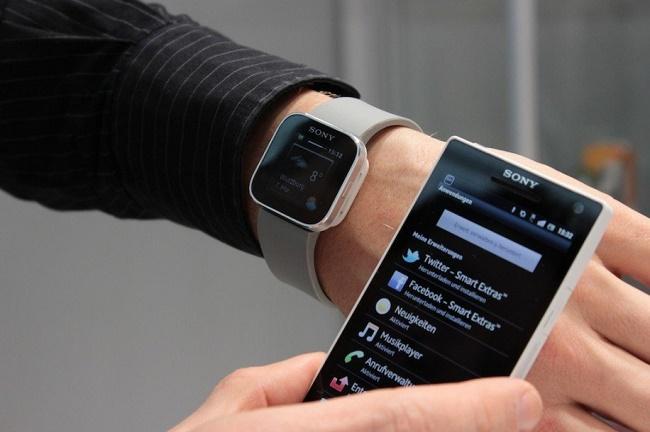 Синхронизация часов со смарт-телефоном