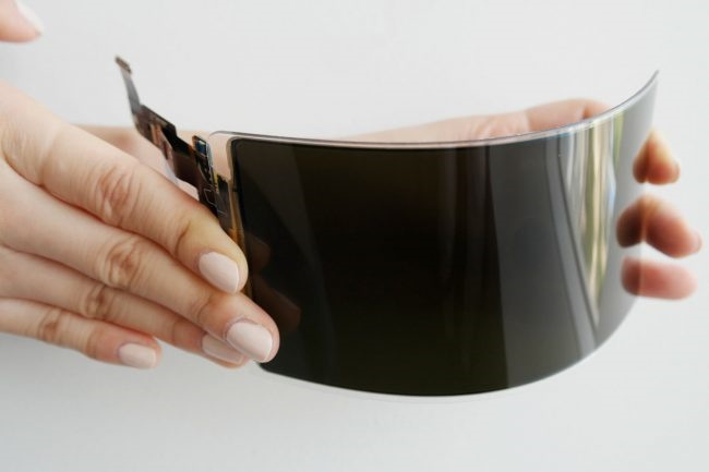 Гибкий OLED-экран