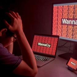 Вирус WannaCry проник в apple
