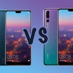 Huawei P20 vs Huawei P20 Pro – флагманы компании с прицелом на звание лучших камерофонов