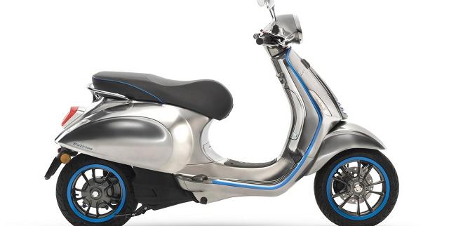 Модель скутера от Vespa