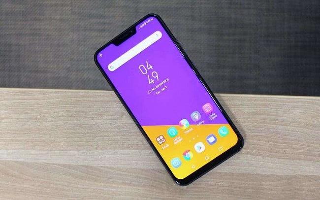 Asus Zenfone 5 дисплей