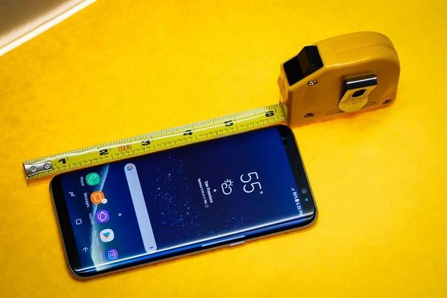 Замеры смартфона