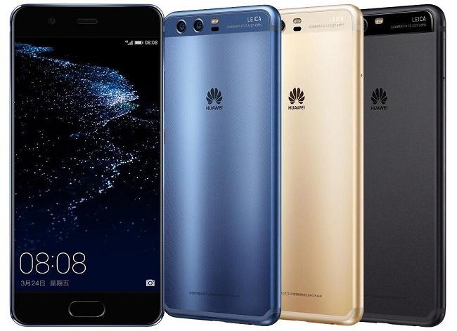 Huawei P10 Plus внешний вид