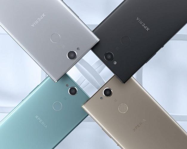 Четыре смартфона