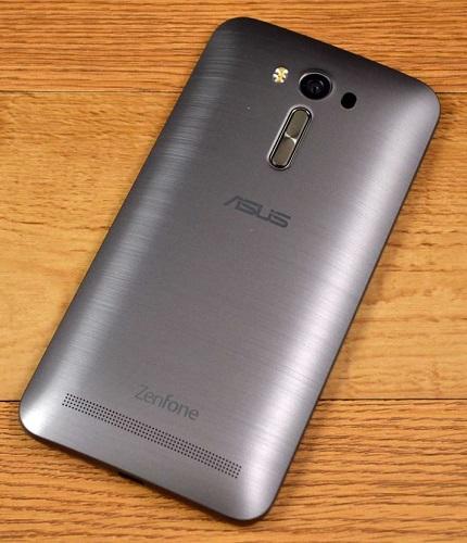 Asus Zenfone 2 Laser дизайн