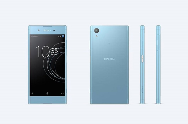 Sony Xperia XA1 Plus Dual дизайн