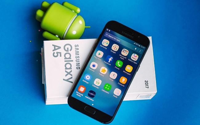 Samsung Galaxy А5 2017 с коробкой