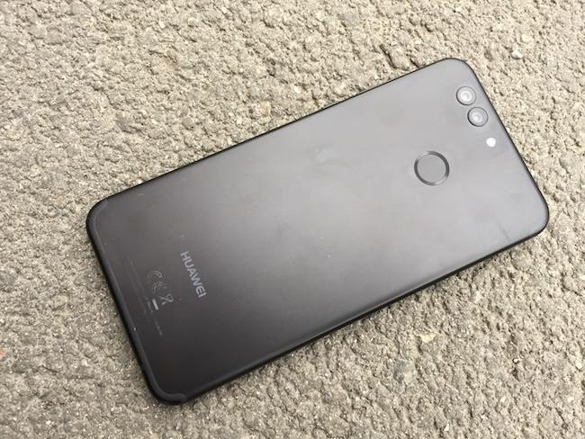 Задняя крышка смартфона