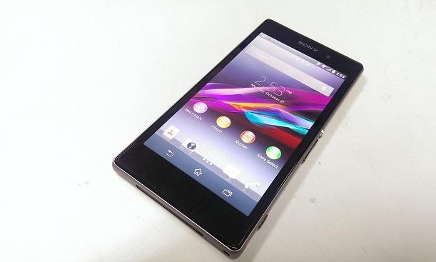 Sony Xperia z1 смартфон