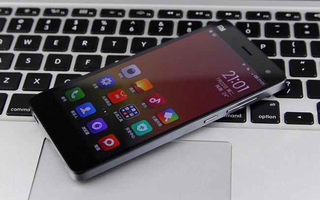Нерусифицированный смартфон