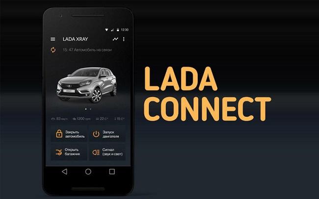 Lada Connect
