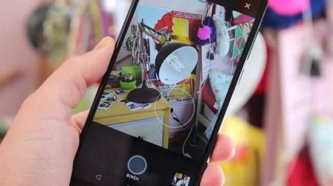 HTC Desire 12 plus камера