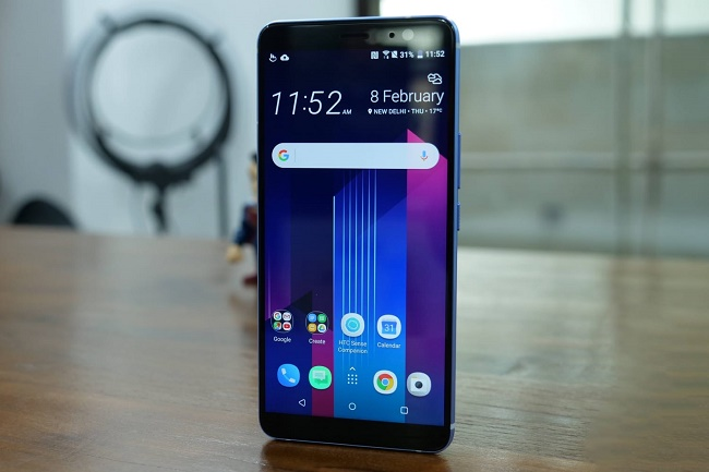 HTC Desire 12 plus экран