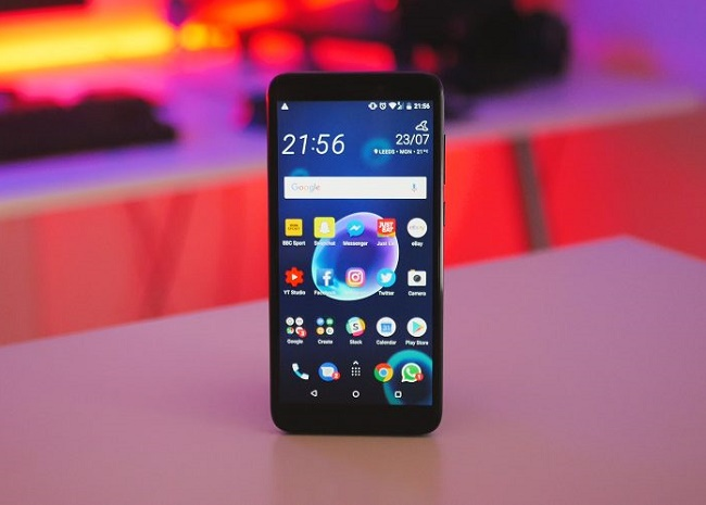 HTC Desire 12 экран