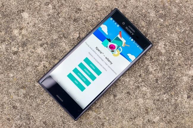 Смартфон sony xperia x compact