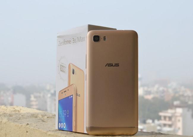 ASUS Zenfone 3 S Max