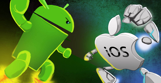 Андроид и ИОС