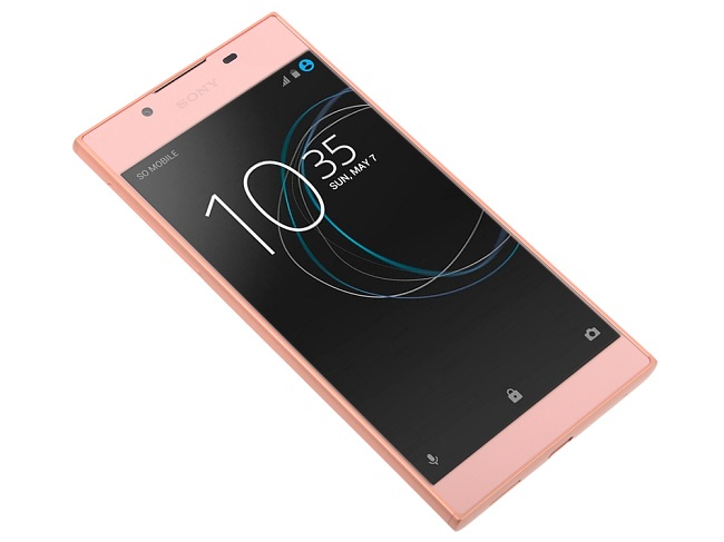 Sony Xperia L1 розовый