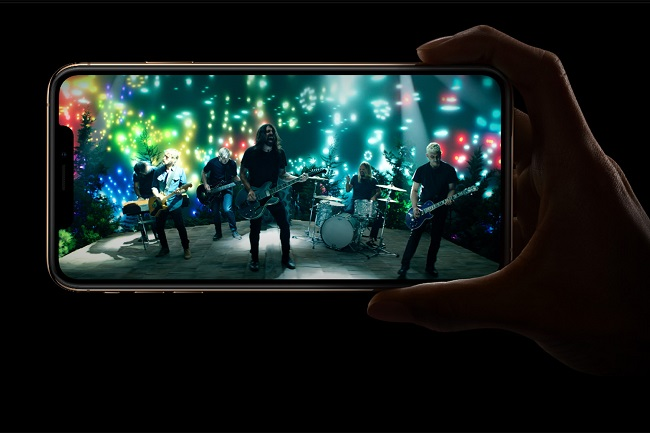 Видео на смартфоне