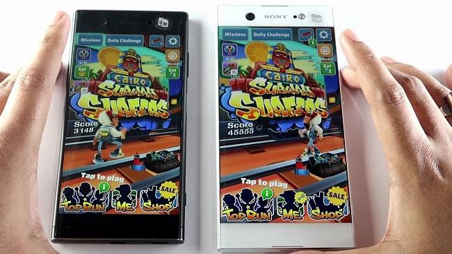 Игры на смартфонах
