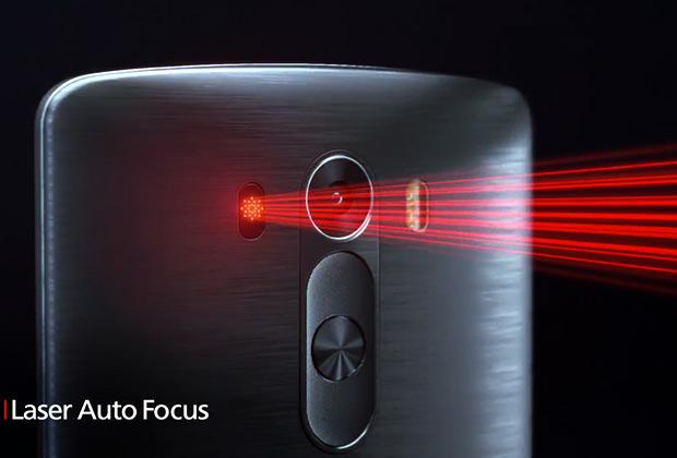 Лазерная фокусировка