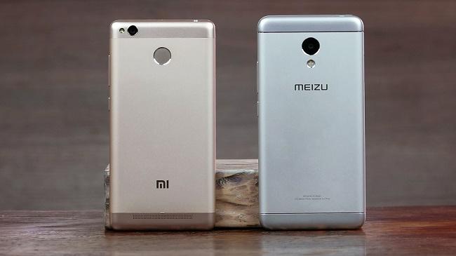 Meizu VS Xiaomi