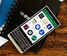 BlackBerry Key 2 обзор