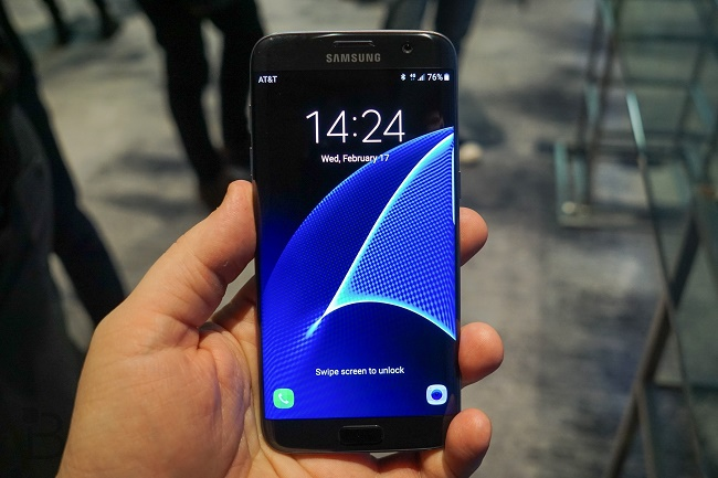Самсунг Galaxy S7