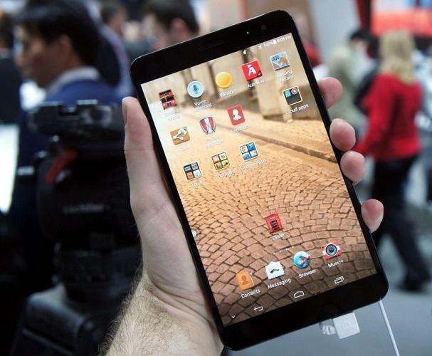 Компактный планшет