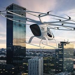 В Сингапуре планируется запуск аэротакси