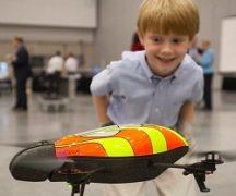 выбор дрона для ребенка