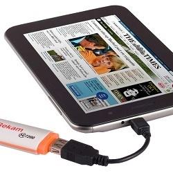 Подключение планшета к 3G модему