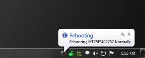 RegawMOD Rebooter
