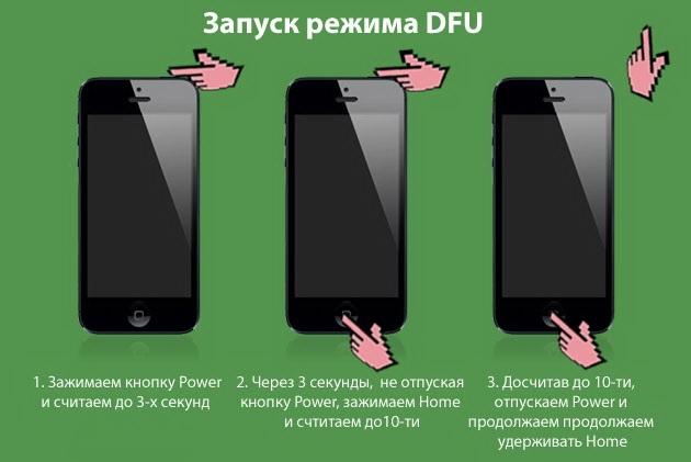 режим DFU