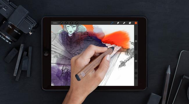 SketchBook Ink iPad